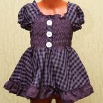 Платье, рост 68